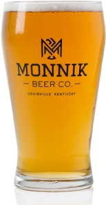 Monnik Beer glass